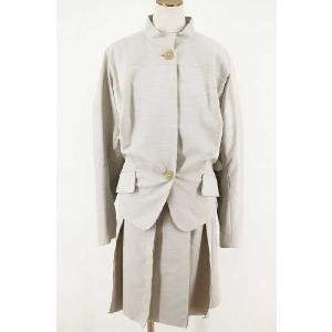 Vivienne Westwood(ヴィヴィアンウエストウッド) セットアップ ジャケット&スカート サイズ[UK 12 US 8] パンツ【中古】【 bazzstore