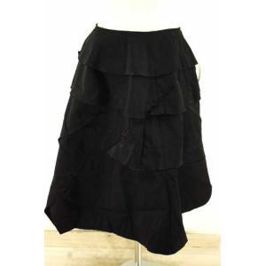 COMME des GARCONS(コムデギャルソン) AD2016 フリルデザインスカート サイズ[XS] パンツ【中古】【ブランド古着バズストア】 bazzstore