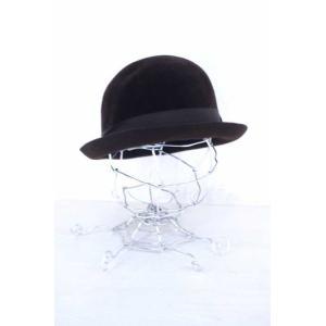 レディースハット、つば広帽子 キジマタカユキ KIJIMA TAKAYUKI サイズ1 ラビットファ...