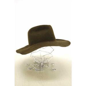 メンズ ハット帽子 キジマタカユキ KIJIMA TAKAYUKI サイズ2 ウール ブリムロングハ...