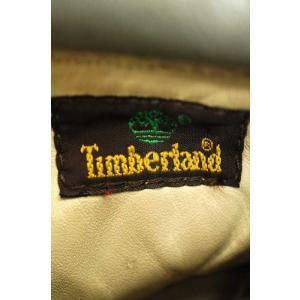 Timberland(ティンバーランド) ヌバックデニムブーツ 40 グレイ × ブルー メンズ【バズストア 古着】【中古】|bazzstore|03