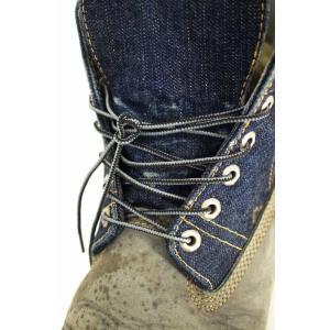 Timberland(ティンバーランド) ヌバックデニムブーツ 40 グレイ × ブルー メンズ【バズストア 古着】【中古】|bazzstore|05