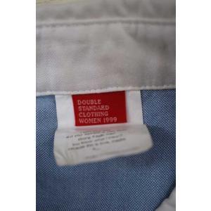 ダブルスタンダードクロージング DOUBLE STANDARD CLOTHING シャツ レディース サイズF ノースリーブシャツワンピース 中古 ブ|bazzstore|03