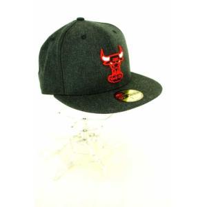 pretty nice 22716 83f91 ニューエラ NEW ERA キャップ帽子 メンズ サイズ58.7cm NBA Chicago Bulls WYB Windy City Cap 中古