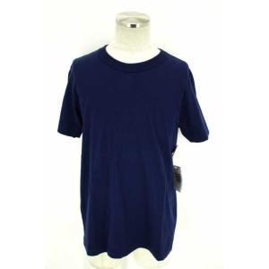 ブラウンバイツータックス BROWN by 2-tacs クルーネックTシャツ メンズ サイズ表記無 Crew neck Tee 中古 ブランド古着バ