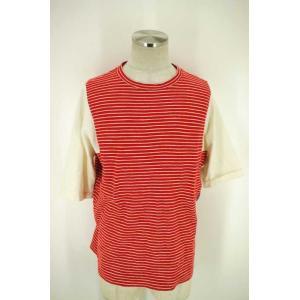MARNI(マルニ) Tシャツ・カットソー レディース サイズ46 15SS ボーダーカットソー 中古 ブランド古着バズストア 280617|bazzstore
