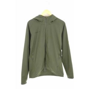 マムート MAMMUT GRANITE SO Hooded jacket ナイロンジャケット メンズ...
