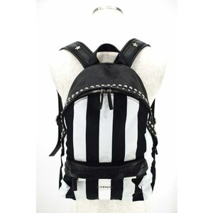 GIVENCHY(ジバンシィ) バックパック メンズ サイズ表記無 Striped studded backストライプスタッズリュック バックパック|bazzstore