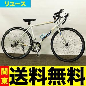 <リユース・中古>自転車 ロードバイク GIANT Windmark 2700 700×25c ギア(前)2×(後)8s