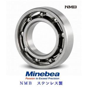 ミニチュアベアリング DDL-1060 オープン NMBステンレス