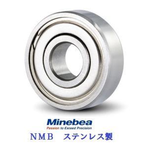 10-6-3  DDL-1060ZZ ミネベア NMBステンレス ベアリング