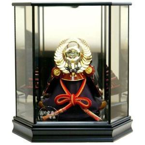 五月人形 コンパクト ケース入り 五月飾り 吉徳大光 兜飾り 537-104 送料無料|bb-yamadaya