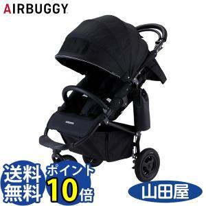 ベビーカー バギー 新生児 A型 エアバギー ココブレーキ EX フロムバース COCO BRAKE FROM BIRTH 送料無料 アースブラック|bb-yamadaya