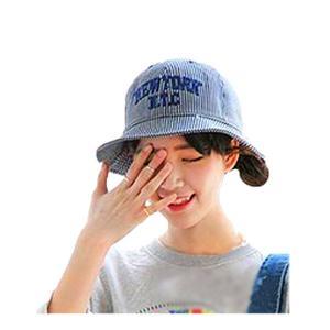 バケットハット 帽子 コットン バケット帽 NEWYORK N.Y.C メンズ レディース CAP 150|bbdirect