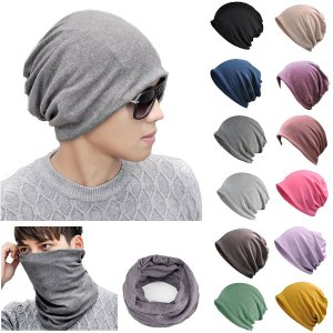 スクリューキャップ 帽子 ネックウォーマー ニット帽 コットン ニットキャップ 綿 ワッチキャップ フェイスマスク 医療用 メンズ レディース KNIT CAP 4210 bbdirect