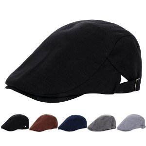 スウェットハンチング コットン 帽子 シンプル キャップ 無地 綿 ハンチング帽 キャスケット メンズ レディース HUNTING CAP 7101 bbdirect