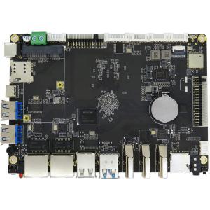 シングルボードコンピュータ マザーボード Rockchip RK3399プロセッサ搭載 4GB LPDDR4 / 64GB eMMC / Ubuntu18.04初期搭載 /  H3399 bbest