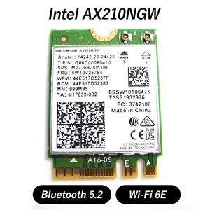 skynew 次世代wifi6 WIFIモジュール インテル AX200NGW ネットワークカード Bluetooth WiFiカード ワイヤレスカード M.2 WIFI m2 bbest