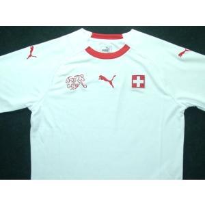 スイス代表 18 アウェイ 半袖 ユニフォーム PUMA FIFAワールドカップ2018(正規品/メール便可/メーカーコード752479 02)|bbfb|04