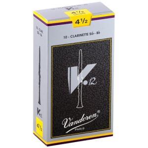 バンドーレン B♭クラリネットリード V.12 硬さ:4-1/2 (10枚入) CR1945|bbmarket