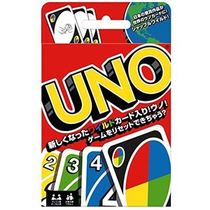 ウノ UNO カードゲーム B7696|bbmarket