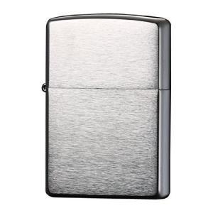 ZIPPO(ジッポー)ライター ブラッシュ クロームサテーナ 200-FB|bbmarket
