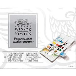 ウィンザー&ニュートン AWC 049 コンパクトセット 14C|bbmarket