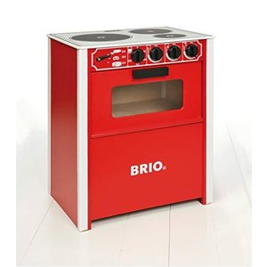 BRIO (ブリオ) レンジ [ 木製 おもちゃ ] キッチン 31355|bbmarket