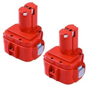 Boetpcr 互?品 PA12 マキタ12v バッテリー マキタバッテリー12v 2個セット Makitaマキタ 12V 3.0Ah互換バッテリー|bbmarket