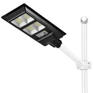 led 街灯 センサーライト 屋外 ソーラーライト ledガーデンライト防水IP65耐水性 省エネ 配線工事不要 太陽発電 感知式センサーライト屋外|bbmarket