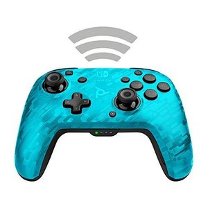 PDP スイッチ ワイヤレス コントローラー Faceoff Wireless Deluxe Controller Switch 500-202-NA bbmarket