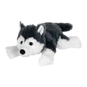 IKEA LIVLIG ソフトトイ 犬 シベリアンハスキー|bbmarket