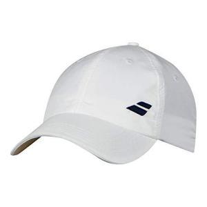 バボラ ジュニア ベーシック ロゴ キャップ (5JS18221)フリーサイズ/ホワイト(1000)|bbmarket