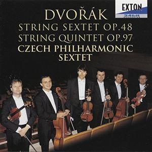 ドヴォルザーク:弦楽六重奏曲 弦楽五重奏曲第3番 bbmarket