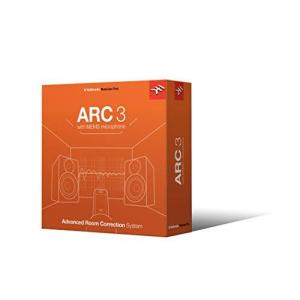 IK Multimedia ARC System 3 通常版 - 音場補正システム【国内正規品】|bbmarket