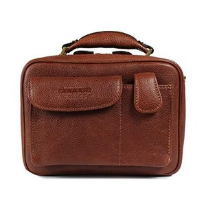 青木鞄(Lugard)レザーショルダーバッグ メンズ [NEVADA No.5076] bbmarket