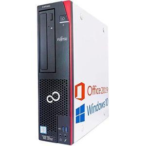 富士通 デスクトップPC D586/MS Office 2019/Win 10/Core i5-6500/HDMI/DVD-RW/8GB/512GB bbmarket