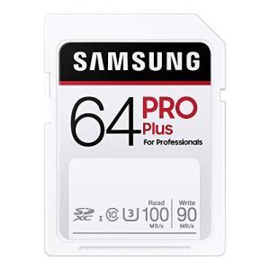 Samsung PRO Plus SDカード 64GB SDXC UHS-1 U3 100MB/s MB-SD64H/EC 国内正規保証品 bbmarket