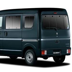エブリイ エブリィ DA17系 エブリイバン エブリイワゴン カーテン サンシェード 車中泊 グッズ プライバシーサンシェード リア用 『01s-g0 bbmarket