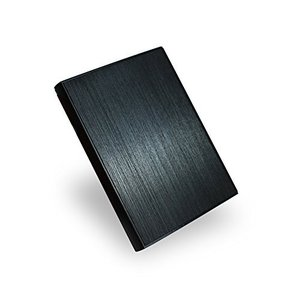 MARSHAL 外付け ハードディスク 1TB ポータブル HDD USB3.0/2.0 【簡単接続】 テレビ録画対応 電源不要 放熱性に優れたアルミ bbmarket