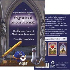 ルノルマン オラクルカード 占い 【ミスティカル ルノルマン Mystical Lenormand】 日本語解説書付き (正規品)|bbmarket