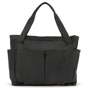 BLUE SINCERE トートバッグ レディース キャンバス 帆布 洗える マザーズバッグ 大容量 大きめ 軽い シンプル キャンパス生地 鞄 カバ bbmarket