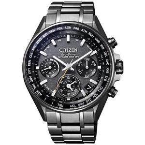 [シチズン] 腕時計 アテッサ CC4004-58E F950 Eco-Drive エコ・ドライブGPS衛星電波時計 ブラックチタンシリーズ ダブルダ|bbmarket