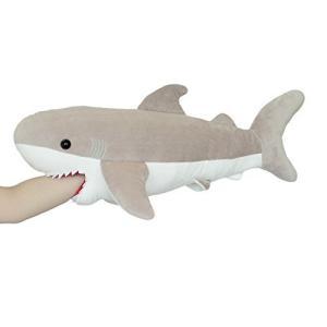 AQUA ぬいぐるみ マリン ガブッと サメ 00280146|bbmarket