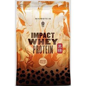 マイプロテイン ホエイ 黒糖ミルクティー味 1kg MYPROTEIN WHEY|bbmarket