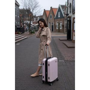 スーツケース Mサイズ 中型 軽量 旅行用品 ...の詳細画像1