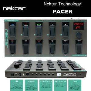 PACER | Nektar Technology | ネクター・テクノロジー ペーサー|DAW、ギ...