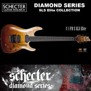 シェクター SCHECTER / C-1 FR S SLS Elite | AD-C-1-FR-SLS-EL/SN | C1 フロイドローズ サステイニアック SLSエリート ダイヤモンドシリーズ 送料無料|bbmusic
