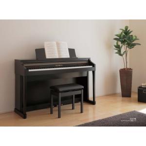 カワイ CA17 R / KAWAI 電子ピアノ CA-17 プレミアムローズウッド調 設置 送料無料 木製鍵盤 ポイントUPキャンペーン中|bbmusic