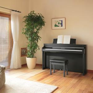 カワイ CA97 B / KAWAI 電子ピアノ CA-97 プレミアムブラックサテン調 送料無料 ポイントUPキャンペーン中|bbmusic